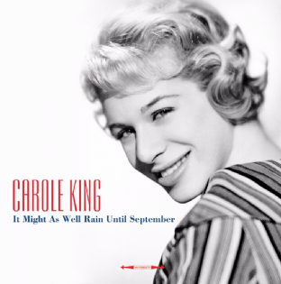 Carole King - It Might As Well Rain Until September (LP) (180g Blue Vinyl) (M/M) (Sealed) (2)